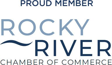 Proud Member Rocky River Chamber of Commerce