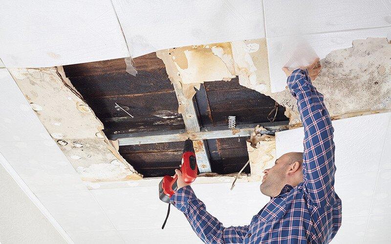 Repair the Ceiling