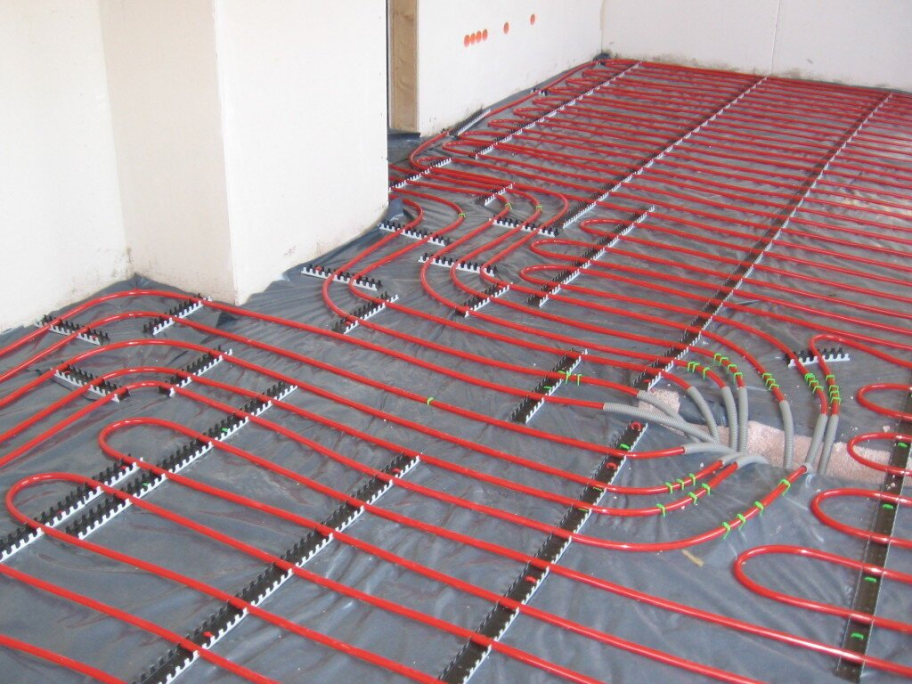 How Does Radiant Floor Heating Work? Pros and Cons 1