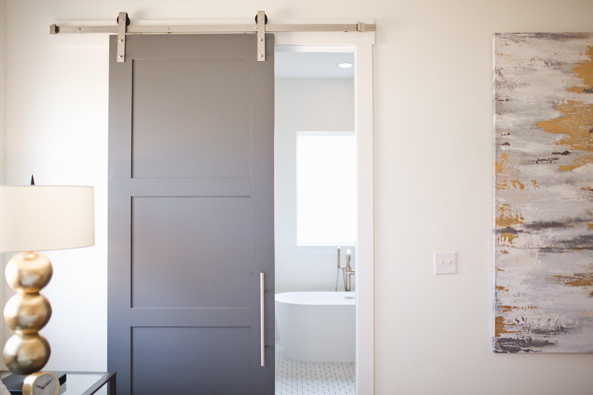 2020 Home Trends-Kitchen Barn Doors 1